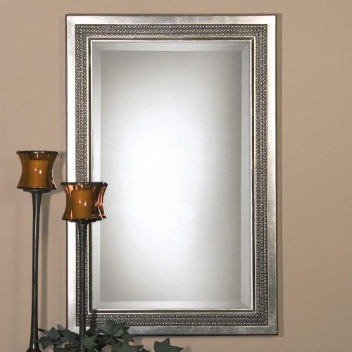 Triple Beaded Mirror