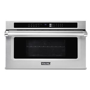 VikingViking Drop Down Door Convection/Speed Microwave Oven - VMDD