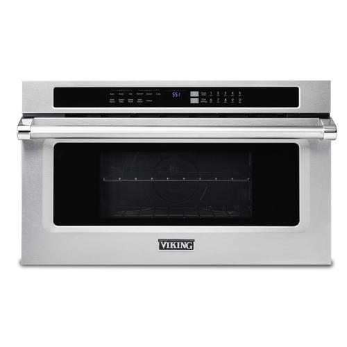 Viking Drop Down Door Convection/Speed Microwave Oven - VMDD