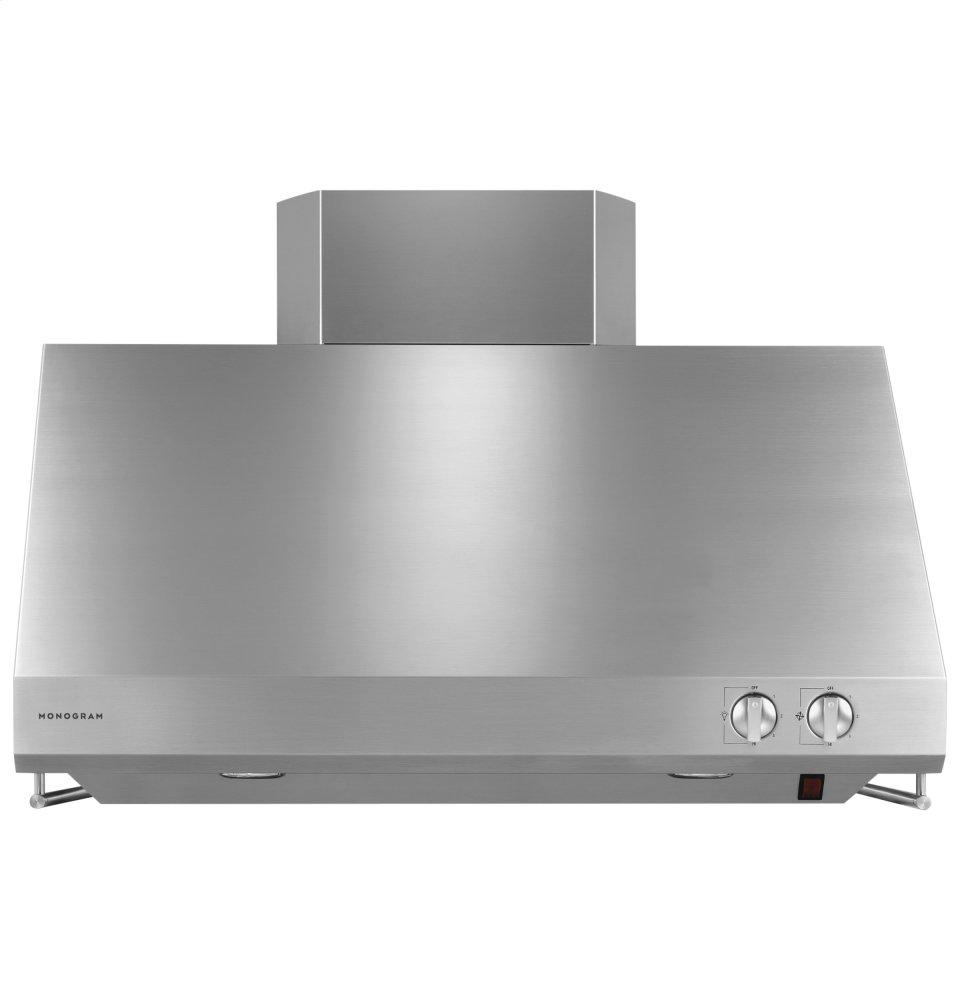 "36"" Stainless Steel Professional Hood Photo #1"