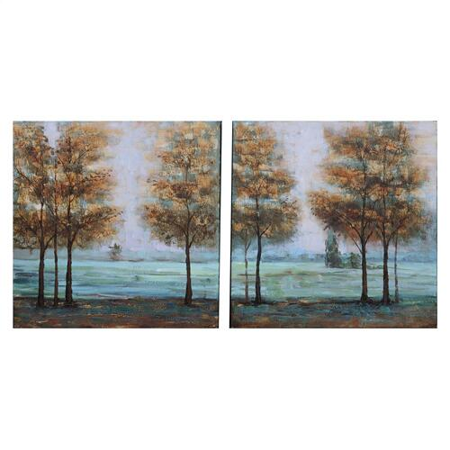 """Crestview Collections - """"DOUBLE TREE"""""""