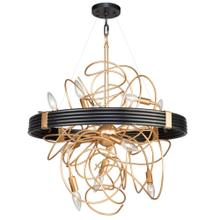 View Product - GALAXY 10 LT CHANDELIER