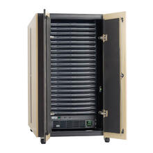 EdgeReady Micro Data Center, 21U, Quiet, 3 kVA UPS, Network Management and PDU, 120V Kit