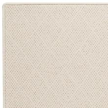 "White Wicker-Serged - Rectangle - 12"" x 12"""
