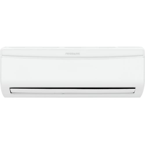 Frigidaire Ductless Split Air Conditioner Cool and Heat- 9,000 BTU, Heat Pump- 115V- Indoor unit