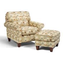 Westside Chair & Ottoman