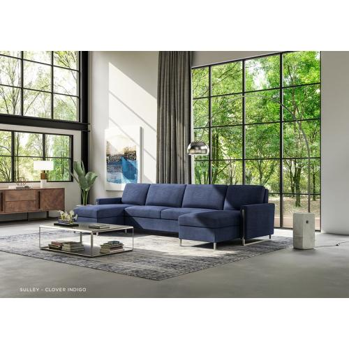 Sulley European Sleeper Sofa - American Leather