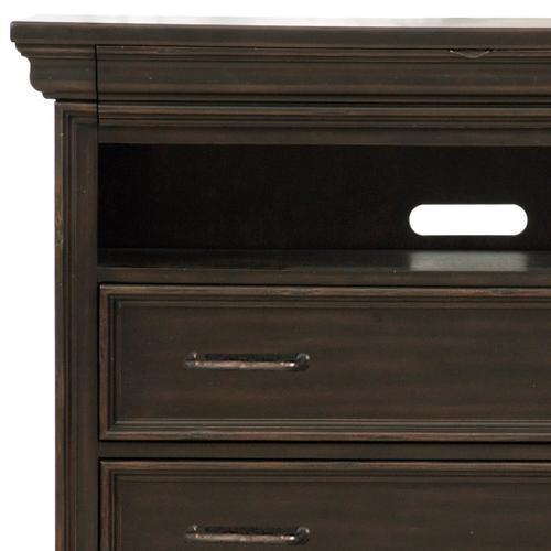 Pulaski Furniture - Caldwell 4 Drawer Media Chest