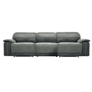 Ember Double Reclining Sofa