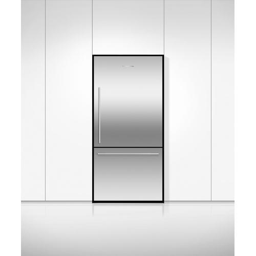 "Fisher & Paykel - Freestanding Refrigerator Freezer, 32"", 17.1 cu ft"