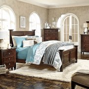 Audrey Bedroom Collection Product Image