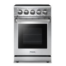 See Details - 24 Inch Professional Electric Range