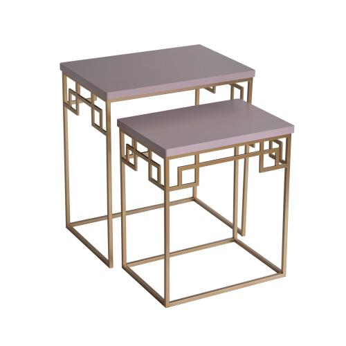 Crestview Collections - Roslyn Nesting Tables