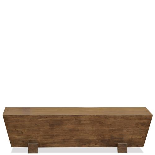 Vander - Trunk Coffee Table - Brawny Acacia Finish