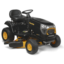See Details - Poulan Pro Riding Mowers PP155H42