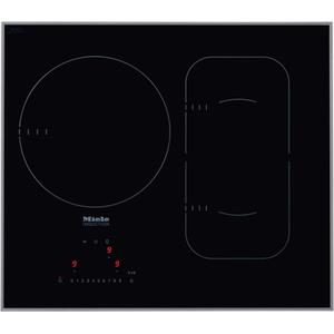 MieleKM 6320 - Induction Cooktop with PowerFlex cooking area for maximum versatility and performance.