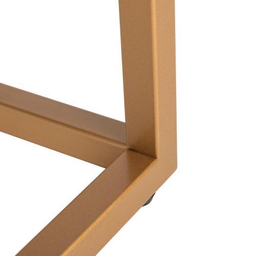 Safavieh - Octavia Console Table - Multi / Gold