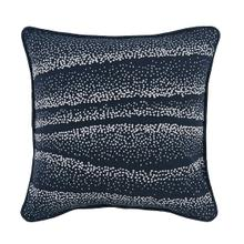 See Details - Blanco Midnight Blue Pillow