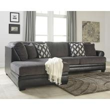 Kumasi Sectional - Chaise on Left Side