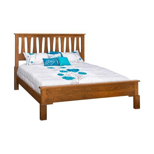Green Gables Furniture - Falls Creek Bed - Provincial - California King Bed