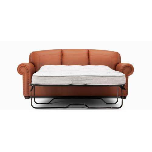 Harrison Double sofa bed (004; Wood legs - Tea T37)
