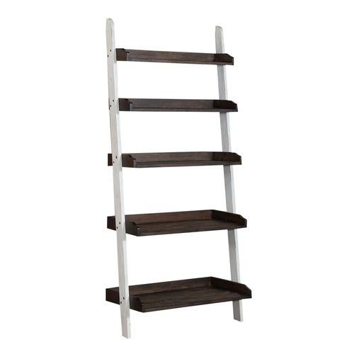 Liberty Furniture Industries - Leaning Bookcase