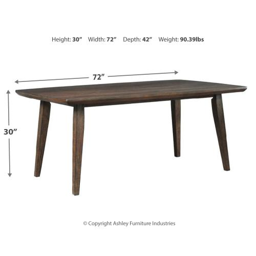 Kisper Dining Room Table