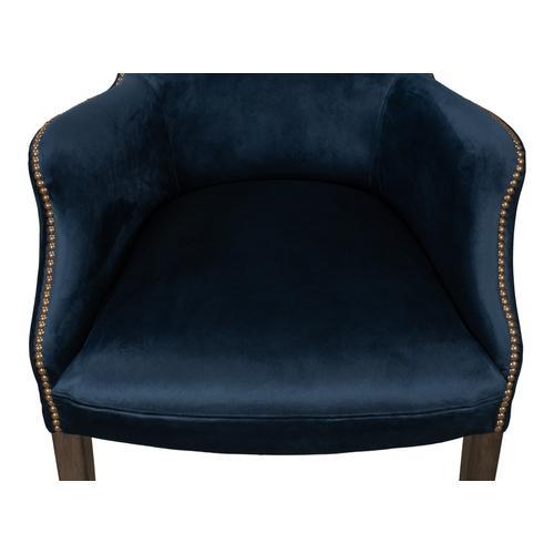 Princess Chair, Blue