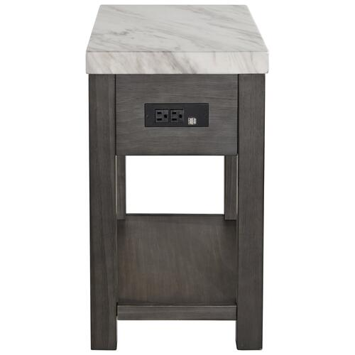 Vineburg Chairside End Table