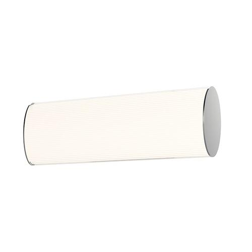 "Sonneman - A Way of Light - Tuo LED Bath Bar [Size=18"", Color/Finish=Satin Chrome]"