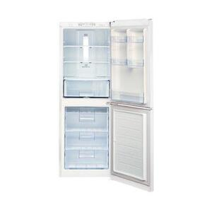 LG - 10.1 cu. ft. Bottom Mount Refrigerator