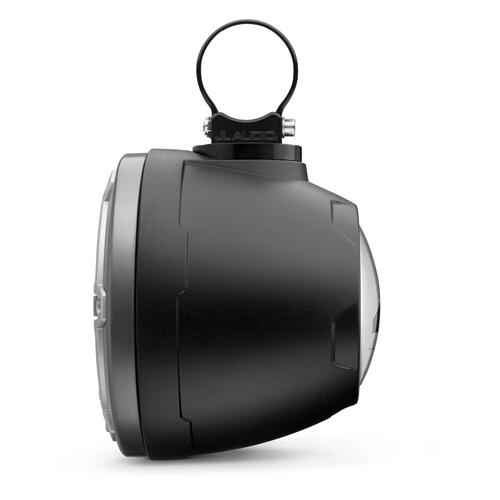 JL Audio - 6.5-inch (165 mm) Enclosed Coaxial System, Matte Black Enclosure, Gunmetal Trim Ring, Titanium Sport Grille