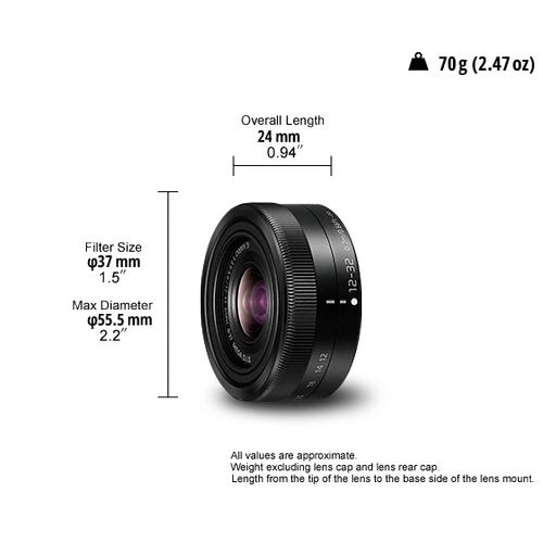 H-FS12032K Micro Four Thirds