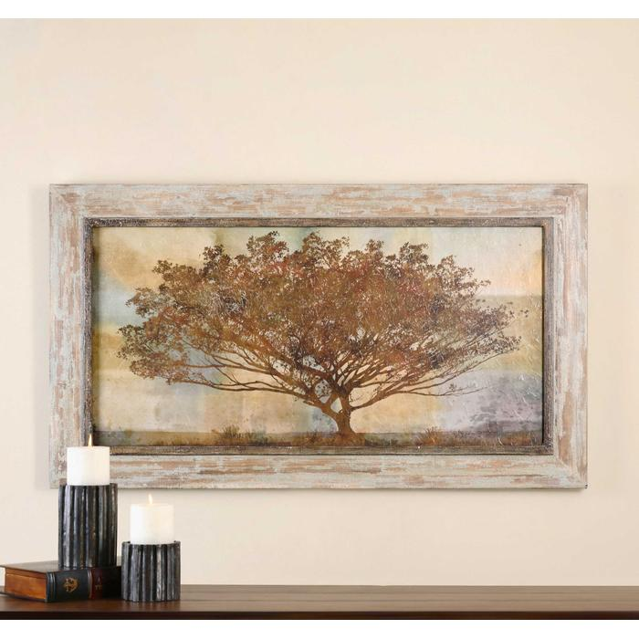 Uttermost - Autumn Radiance Sepia Oil Reproduction