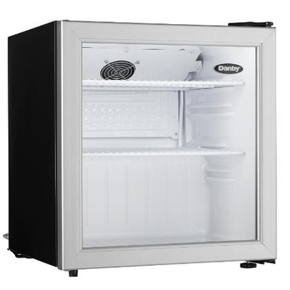 See Details - Danby 1.6 cu. ft. Compact Refrigerator