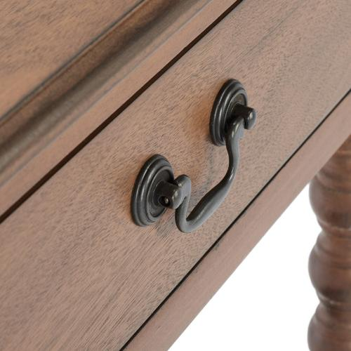 Safavieh - Athena 2 Drawer Console Table - Brown