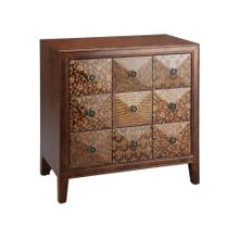See Details - Apothecary chest 3 drawer