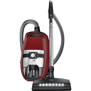 MieleBlizzard CX1 HomeCare PowerLine - SKCE0 - Bagless canister vacuum cleaners with electrobrush for thorough cleaning of heavy-duty carpeting.