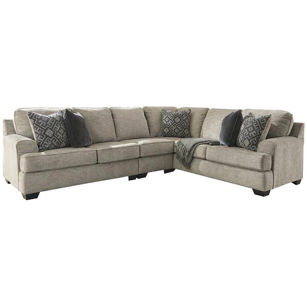 See Details - Bovarian 3-piece Sectional