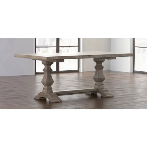 Bassett Furniture - Harvest Maple Live Edge Dining Table