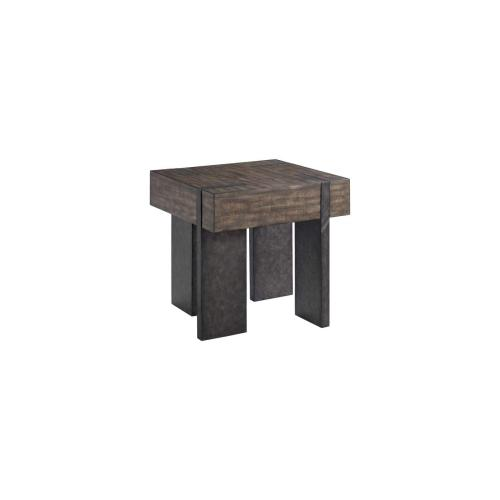 7636 End Table