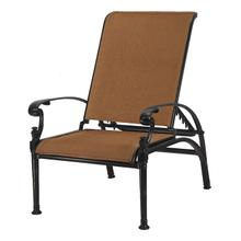 See Details - Michigan Padded Sling Reclining Chair
