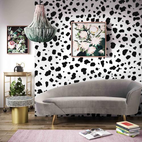 Tov Furniture - Cleopatra Grey Velvet Sofa