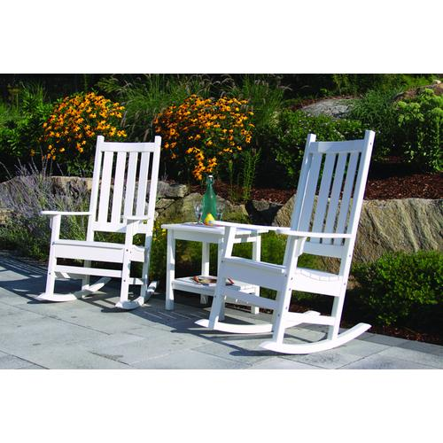 Seaside Casual - Traditional Porch Rocker (fully Assembled) (036)