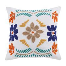 See Details - Bonita Floral Outdoor Pillow, 20x20
