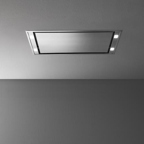 """Ceiling 48""""/120 cm Steel - 600 CFM Hood"""