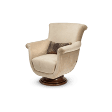 Cloche Swivel Chair Grp.1 Opt1 Bourbon