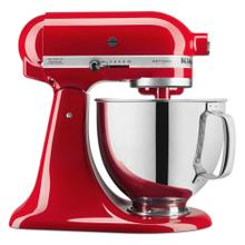 Artisan® Series 5 Quart Tilt-Head Stand Mixer - Passion Red