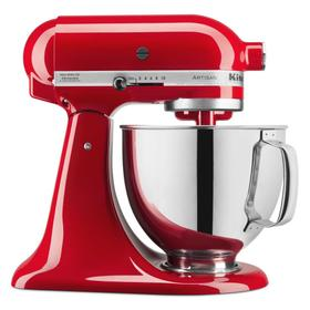 Artisan® Series 5 Quart Tilt-Head Stand Mixer - Passion Red