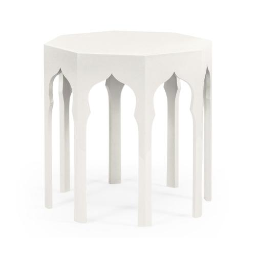 Side Table (Snow White)